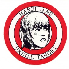 Hanoi Jane Urinal Targets